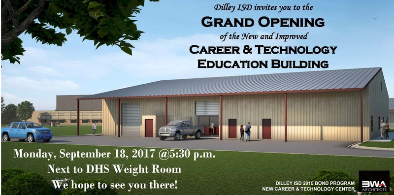 Grand Opening - Career & Technology Education Building